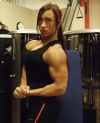 Girl with muscle - Tone Theresia Persson