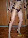 Girl with muscle - natasia