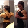 Girl with muscle - Hanna Oberg