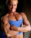 Girl with muscle - Robin Eve