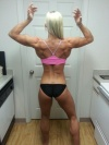 Girl with muscle - Rikki Smead