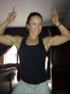 Girl with muscle - Marga Overby