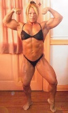 Girl with muscle - Valeria Aguero