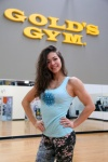 Girl with muscle - Arina Varskaya