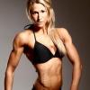 Girl with muscle - felicia