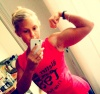 Girl with muscle - josefin pettersson