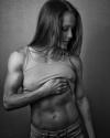 Girl with muscle - Brittany Staples