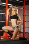 Girl with muscle - Lyudmila Dyachuk