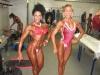 Girl with muscle - Mina Gannour (L) - Isabella Isotta Angotti (R)