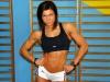 Girl with muscle - kinga