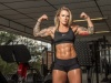 Girl with muscle - Leticia Caron
