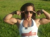 Girl with muscle - gerussa