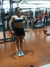 Girl with muscle - ludmilla