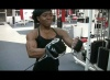 Girl with muscle - Ayanna Carroll