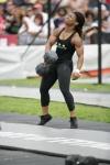 Girl with muscle - Jennifer Hunter-Marshall