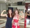 Girl with muscle - Anya Balitskaya