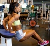 Girl with muscle - Andreia Brazier