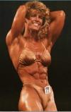 Girl with muscle - Tara Dodane