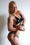 Girl with muscle - sophie