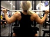 Girl with muscle - Cecilia Stendahl