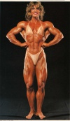 Girl with muscle - Claudia Profanter