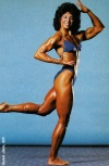 Girl with muscle - Susie Jaso