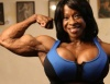 Girl with muscle - Yvette Bova