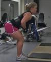 Girl with muscle - Hanna Pentmark