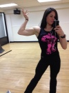 Girl with muscle - jilly