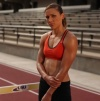 Girl with muscle - Lolo Jones