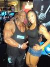 Girl with muscle - Paula Morena
