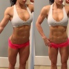 Girl with muscle - Bella Falconi