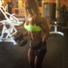 Girl with muscle - Karina Nascimento