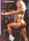 Girl with muscle - Ericca Kern