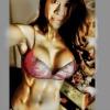 Girl with muscle - Edwina Cheer