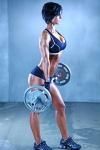 Girl with muscle - Cristina Vujnich