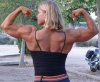 Girl with muscle - maria mikola