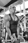 Girl with muscle - Emma James