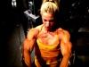 Girl with muscle - Jennifer Olsem Louwagie