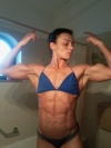 Girl with muscle - Diana