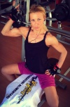 Girl with muscle - elisabetta