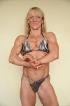 Girl with muscle - Susan Mitchell