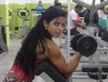 Girl with muscle - Vitoria Lay
