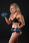 Girl with muscle - Rosa-Maria Romero