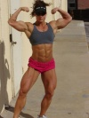 Girl with muscle - Jody May