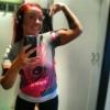 Girl with muscle - jasmine
