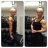 Girl with muscle - Johanna Jonsson