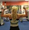 Girl with muscle - Angela Welk