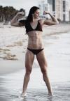 Girl with muscle - Ashley Naughton