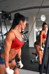 Girl with muscle - Andzhela